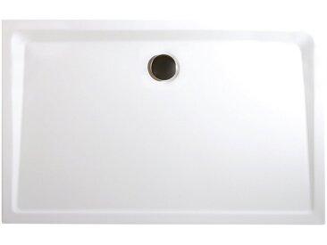 Schulte Duschwanne »extra-flach«, rechteckig, Acryl, rechteckig, verschiedene Maße
