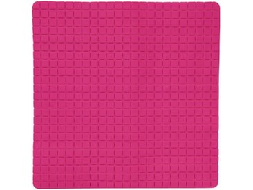 MSV Duscheinlage »Quadro Premium«, B: 54 cm, L: 54 cm, 1-tlg., mit Duft, rosa, rosa