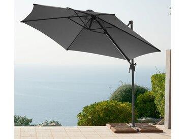 garten gut Ampelschirm »Palermo«, ohne Wegeplatten, grau, grau