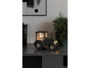 KONSTSMIDE LED Traktor, wassergefüllt, grün, Lichtquelle warm-weiß, Grün