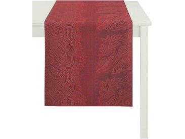 APELT Tischläufer »7908 Paisley« (1-tlg), rot, rot