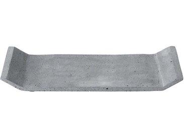 BLOMUS Dekotablett »MOON dark grey 30 x 12.5 cm«