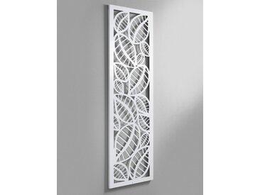 heine home Wandgarderobe und Memoboard, weiß, ca. 140/40/2 cm, ca. 140/40/2 cm, weiß