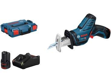 Bosch Professional BOSCH PROFESSIONAL Säbelsäge »GSA 12V-14«, 12 V, inkl. Akku und Ladegerät, blau, blau
