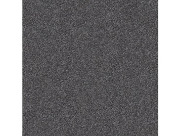 Teppichfliese »Amalfi anthrazit«, rechteckig, Höhe 5 mm, Hochflor, antistatisch
