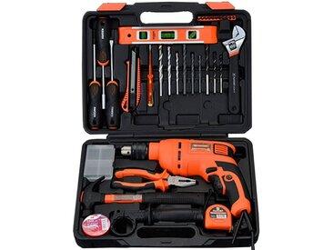 HARDEN Tools Werkzeugkoffer »Werkzeug-Set 36-teilig mit Schlagbohrer«