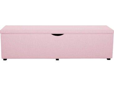 """Places of Style Hockerbank »Standard«, mit Stauraum, Breite 120 cm und 160 cm, rosa, Für Bett """"Crato"""" und """"Lucina"""", rosé"""