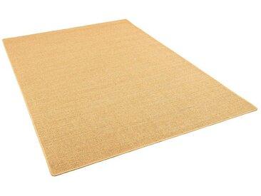 Snapstyle Sisalteppich »Sisal Natur Teppich Klassisch«, Eckig, Höhe 6 mm, braun, Nuss