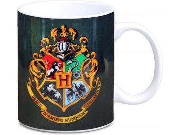 LOGOSHIRT Tasse mit auffälligem Print »Hogwarts«, bunt, farbig