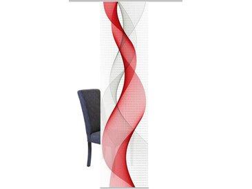 Vision S Schiebegardine »OPALIA«, Paneelwagen (1 Stück), Dekostoff Digitaldruck, rot, rot