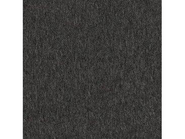 Teppichfliese »Austin«, quadratisch, Höhe 4 mm, grau, anthrazit