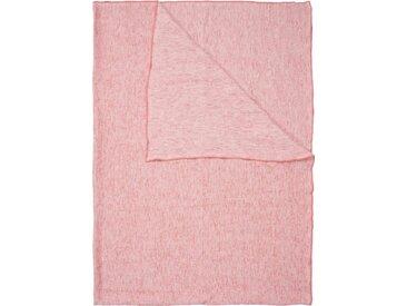 Marc O'Polo Home Plaid »Arez«, mit Bordüre, rosa, pink