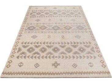 Home affaire Teppich »Amara«, rechteckig, Höhe 14 mm, in Berber-Optik, natur, natur
