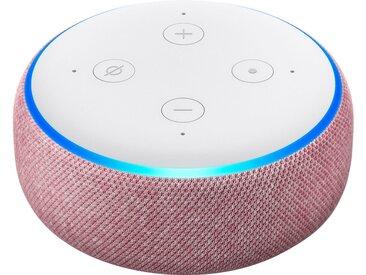 Echo Alexa Dot (3. Generation) Mono Smart Speaker (WLAN (WiFi), Bluetooth), lila, lila