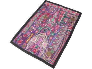 Guru-Shop Wandteppich »Indischer Wandteppich Patchwork..«, Höhe 65 mm, Muster 24