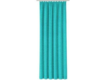 Wirth Vorhang »Holmsund 288g/qm«, Kräuselband (1 Stück), blau, türkis