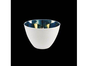 Goebel Windlicht »Kaiser Porzellan Silber Weiß«