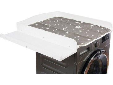 LIVIcom Wickelaufsatz, für Waschmaschinen, Wäschetrockner und Kommoden