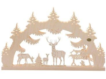 SAICO Original 3D-Lichterbogen Waldlichtung, natur, Natur