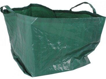 Garden Pleasure Gartenbox, Garten Abfallsack Laubsack Schwerlast Gewebetasche bis 50kg 140 Liter