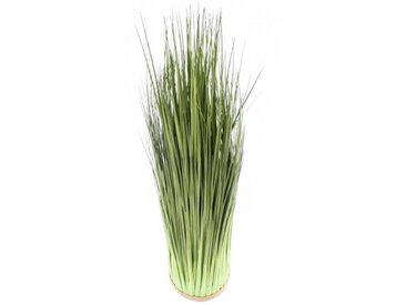 Künstliches Gras im natürlichen grün - Pflanze im Büschel ca. 84 cm