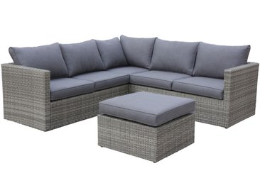 Bellavista Aluminium Lounge Set Parla XL
