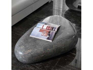 Sofatisch aus Stein organisch geformt
