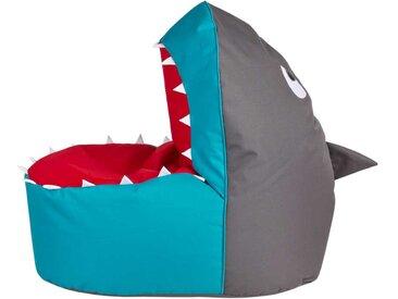 Kinder Sitzsack im Hai Design XL