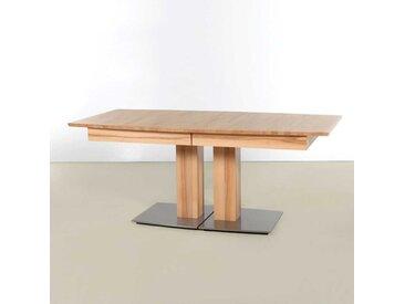 Esszimmertisch mit Auszug Kernbuche Massivholz