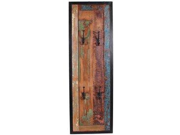 Hängegarderobe aus Massivholz 110 cm hoch