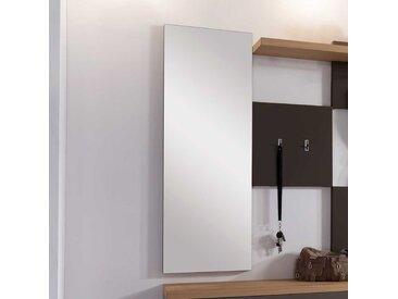 Flurspiegel in Grau Braun modern
