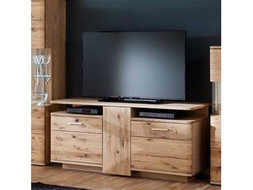 TV Board aus Eiche Bianco geölt 150 cm breit