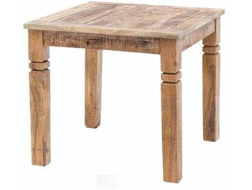 Esszimmertisch aus Holz massiv Landhaus rustikal
