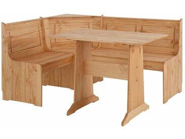 Esszimmer Sitzecke aus Kiefer Massivholz Landhaus Design (2-teilig)