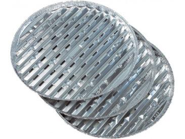 Landmann Aluminium-Grillpfannen rund, 3 stück
