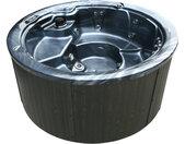 AWT Whirlpool Aussenwhirlpool IN-101 PearlShadow 208x208 grau