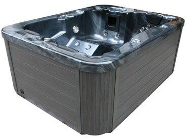 AWT Whirlpool Aussenwhirlpool IN-100 PearlShadow 210x160 grau