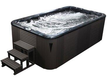 AWT Swim-SPA Innovation 4.0 Pearl Shadow 400x230 grau