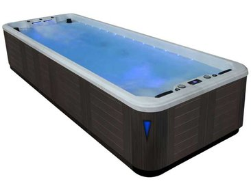 AWT Swim-SPA IN-S08B SilverMarble 784x224 grau