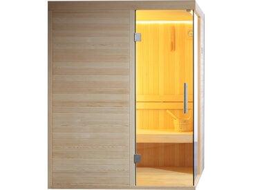 AWT Sauna E1804B Pinienholz 150x120 6kW Vega