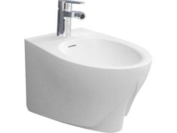 STONEART StoneArt WC Hänge-Bidet TFS-101P weiß 52x37cm matt