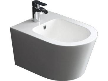 STONEART StoneArt WC Hänge-Bidet TFS-107P weiß 52x37cm matt