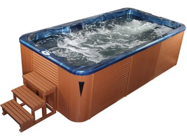 AWT Swim-SPA Innovation 4.5 Summer Saphire 450x230 braun