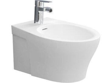 STONEART StoneArt WC Hänge-Bidet TFS-102P weiß 52x37cm glänzend