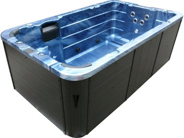 AWT Swim-SPA Innovation 4.0 Summer Saphire 400x230 braun