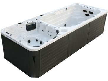 AWT Swim-SPA Innovation 5.8 Dual SterlingSilver 580x230 grau