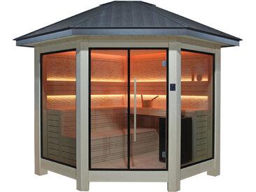 AWT Sauna LT1101A Pappel 350x350 10.8kW Vitra