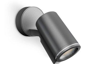 Steinel Sensor-LED-Strahler Spot ONE, 7 W, 90°, Bewegungsmel...
