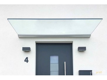 Dura Plus - freitragendes Pultvordach aus Glas