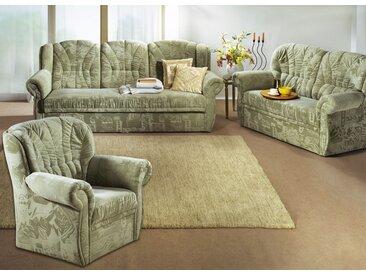Polstermöbel in verschiedenen Ausführungen, Sessel, Grün